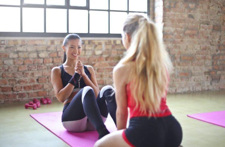 Mit Yoga starten