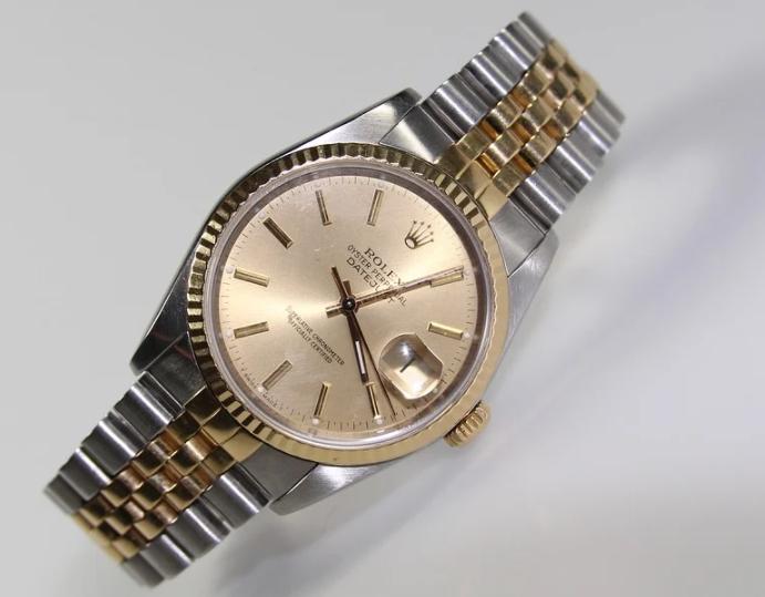 Die Uhren der Firma Rolex